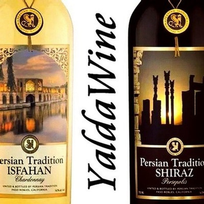 Gift for Shab-e Yalda order Persian Tradition wine