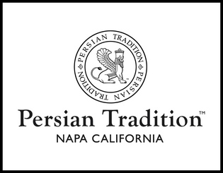 Persian Tradition wine, Napa California. Wine to celebrate 7000 years of winemaking history in the Persian Empire.