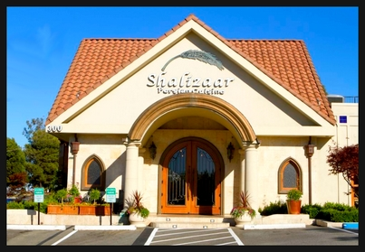 Shalizaar Persian Restaurant in Belmont California