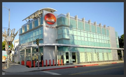 Flame International Santa Monica Blvd Los Angeles: A Persian Tradition Restaurant