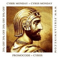 Cyrus Monday is Cyber Monday wine