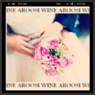 Aroosi Wine, the wine for a Persian Wedding from Napa