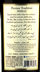 Persian Tradition Shiraz Label with Farsi Poem