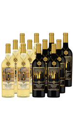 6 + 6 Persian Wine Sampler Image
