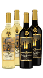 2 + 2 Persian Wine Sampler