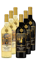 3 + 3 Persian Wine Sampler Image
